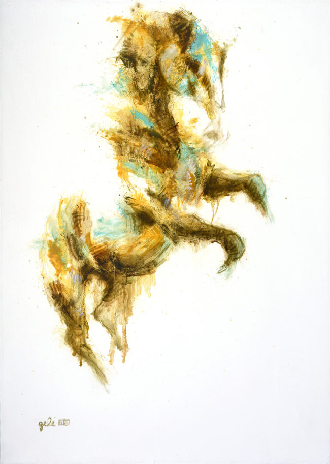 Equine Nude 7h