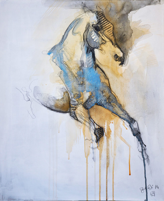 Equine Nude 3t